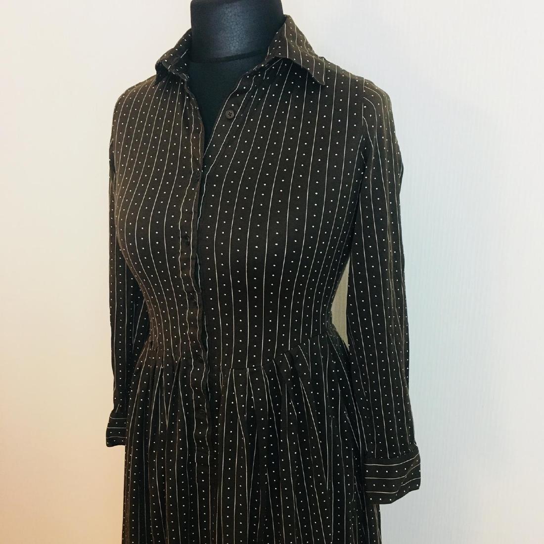 Vintage Women's Cocktail Evening Dress Size EUR 38 US 8 - 3