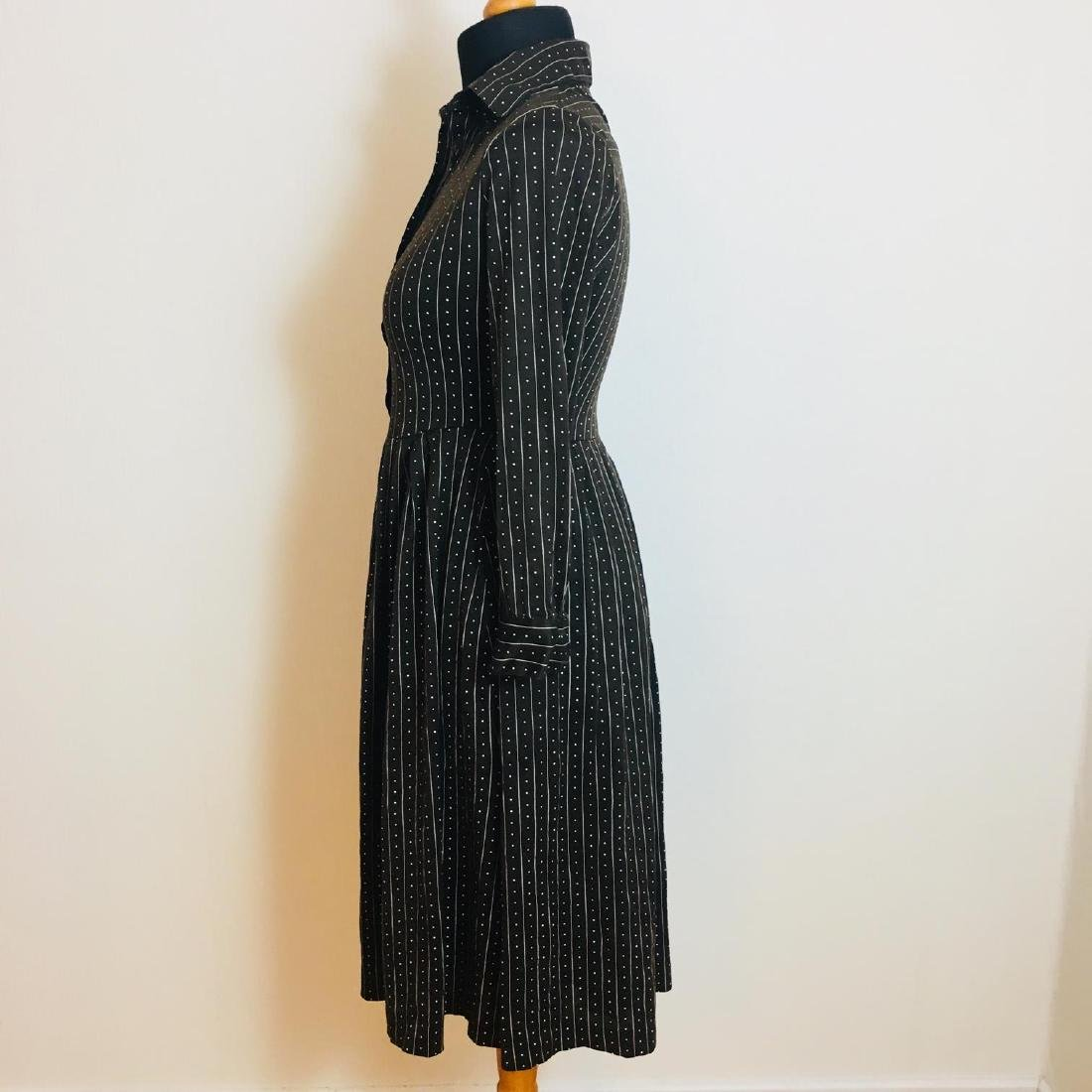 Vintage Women's Cocktail Evening Dress Size EUR 38 US 8 - 5