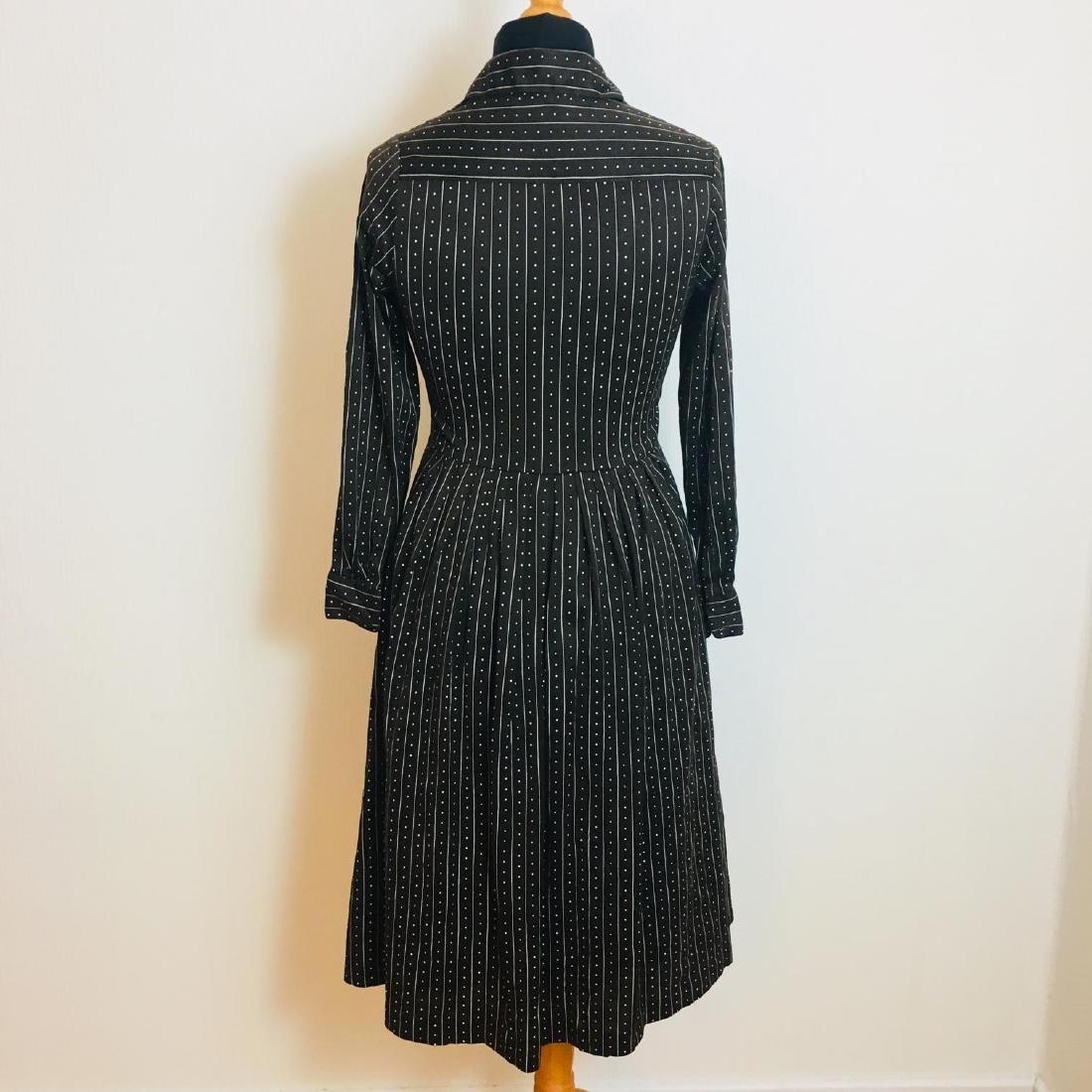 Vintage Women's Cocktail Evening Dress Size EUR 38 US 8 - 6