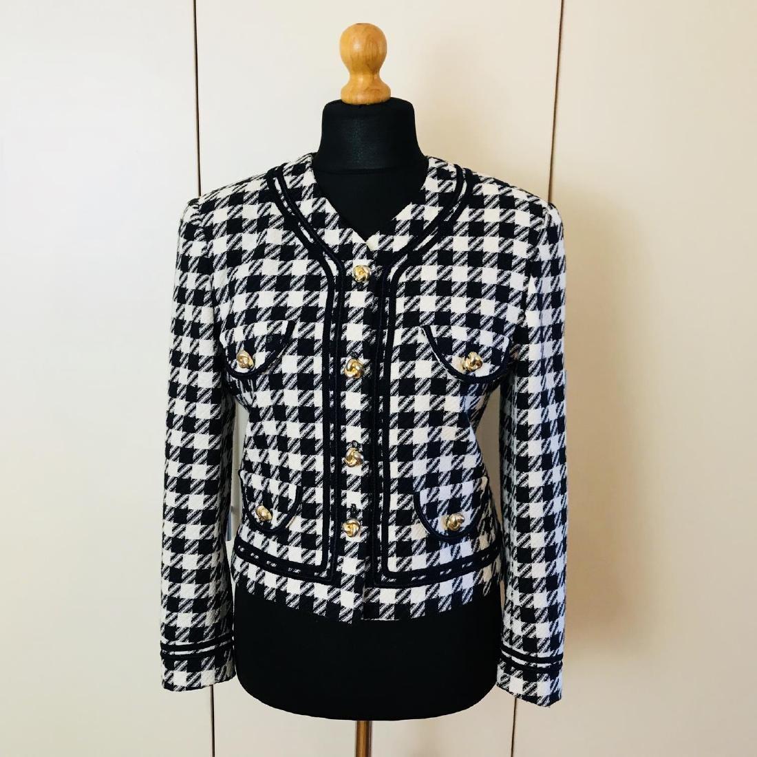 Vintage Women's ESCADA Designer Jacket Blazer Size EUR