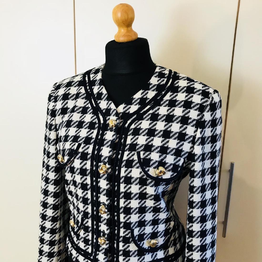 Vintage Women's ESCADA Designer Jacket Blazer Size EUR - 2
