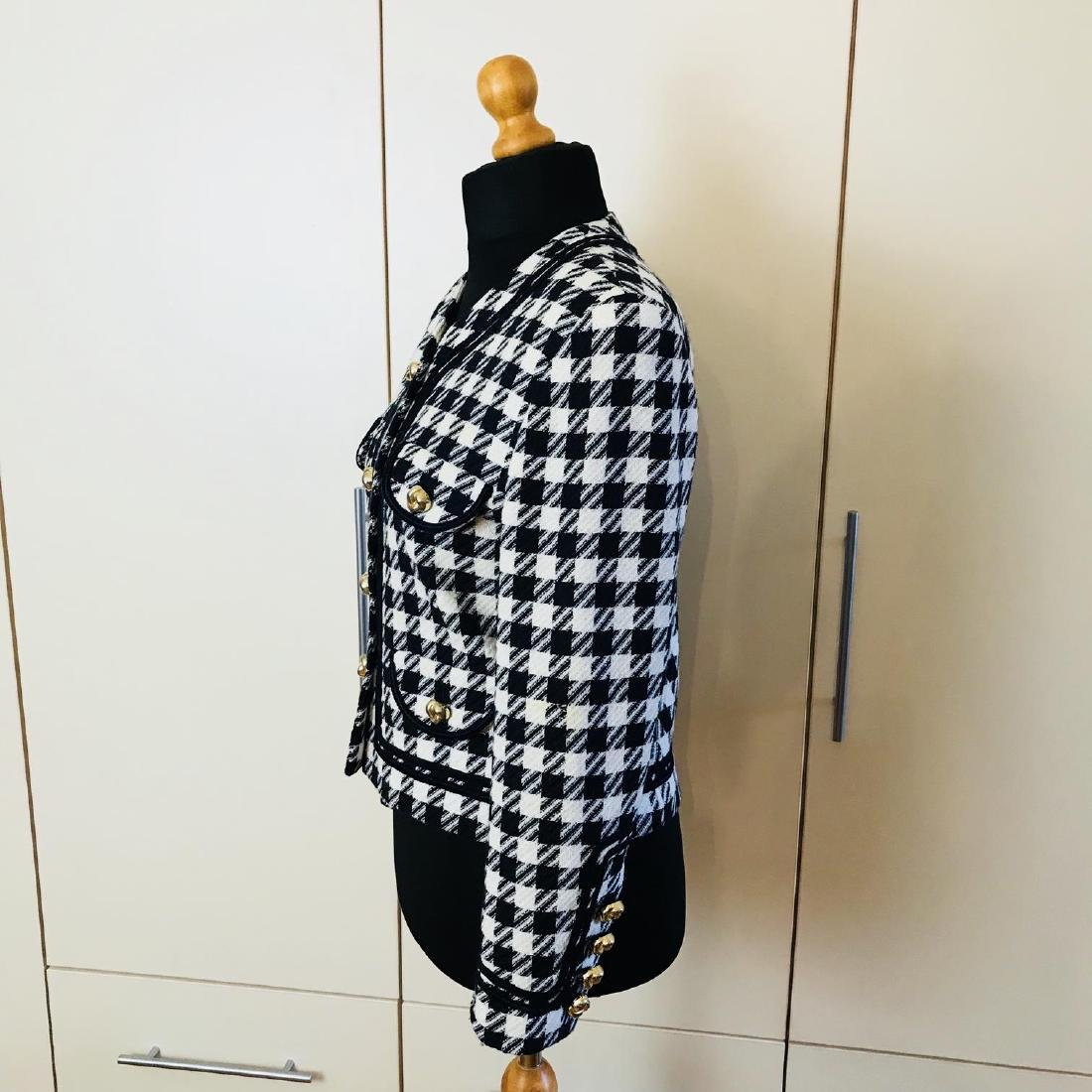 Vintage Women's ESCADA Designer Jacket Blazer Size EUR - 4