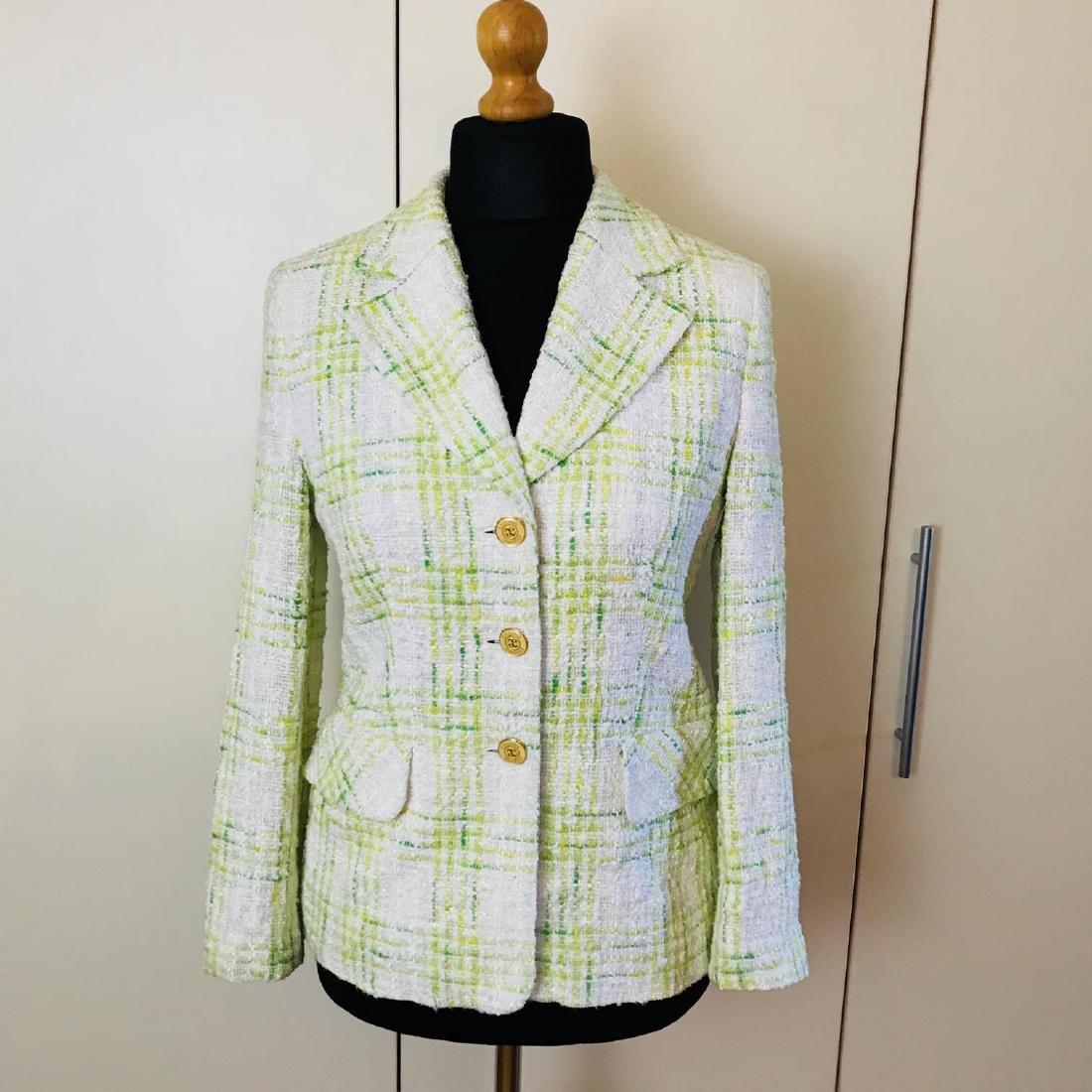 Vintage Women's Prestige Paris Designer Jacket Blazer