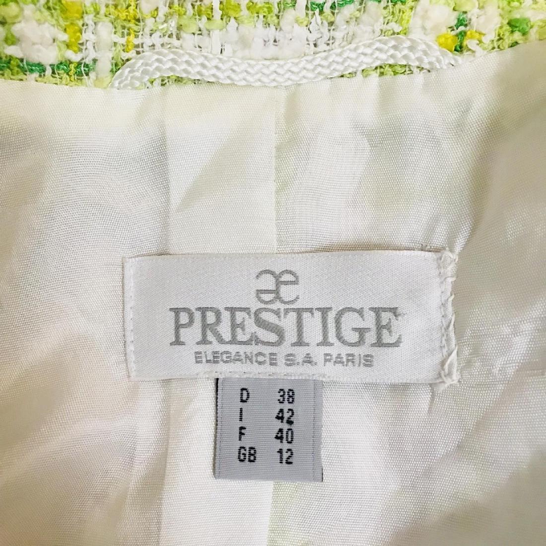 Vintage Women's Prestige Paris Designer Jacket Blazer - 6