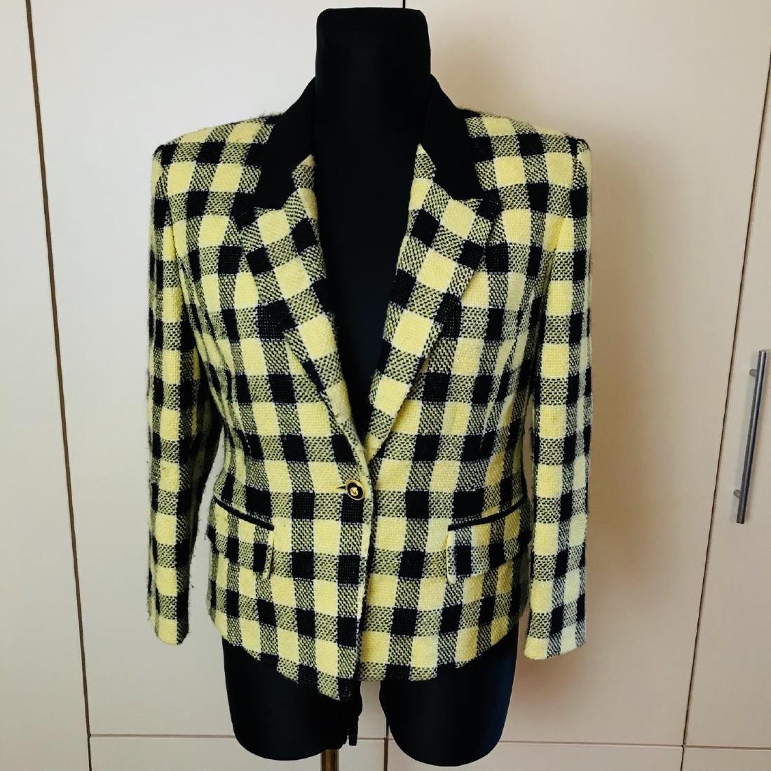 Vintage Women's Yarell Designer Jacket Blazer Size US