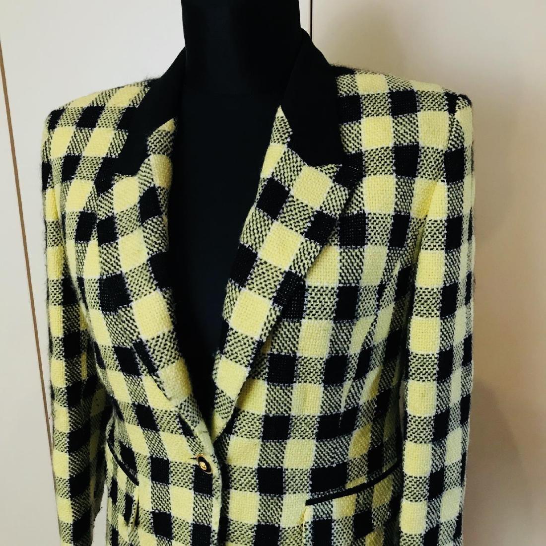 Vintage Women's Yarell Designer Jacket Blazer Size US - 2