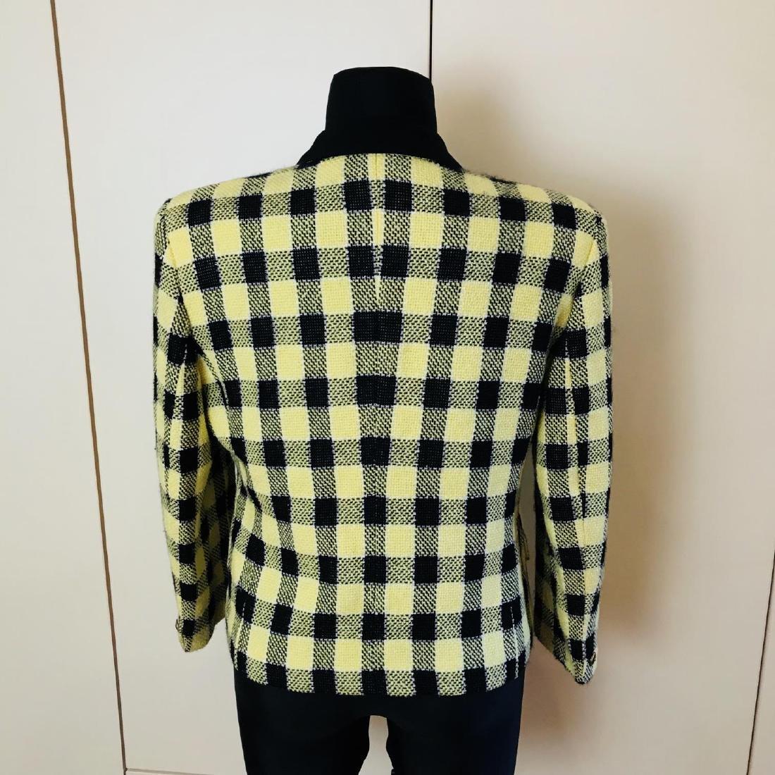 Vintage Women's Yarell Designer Jacket Blazer Size US - 5