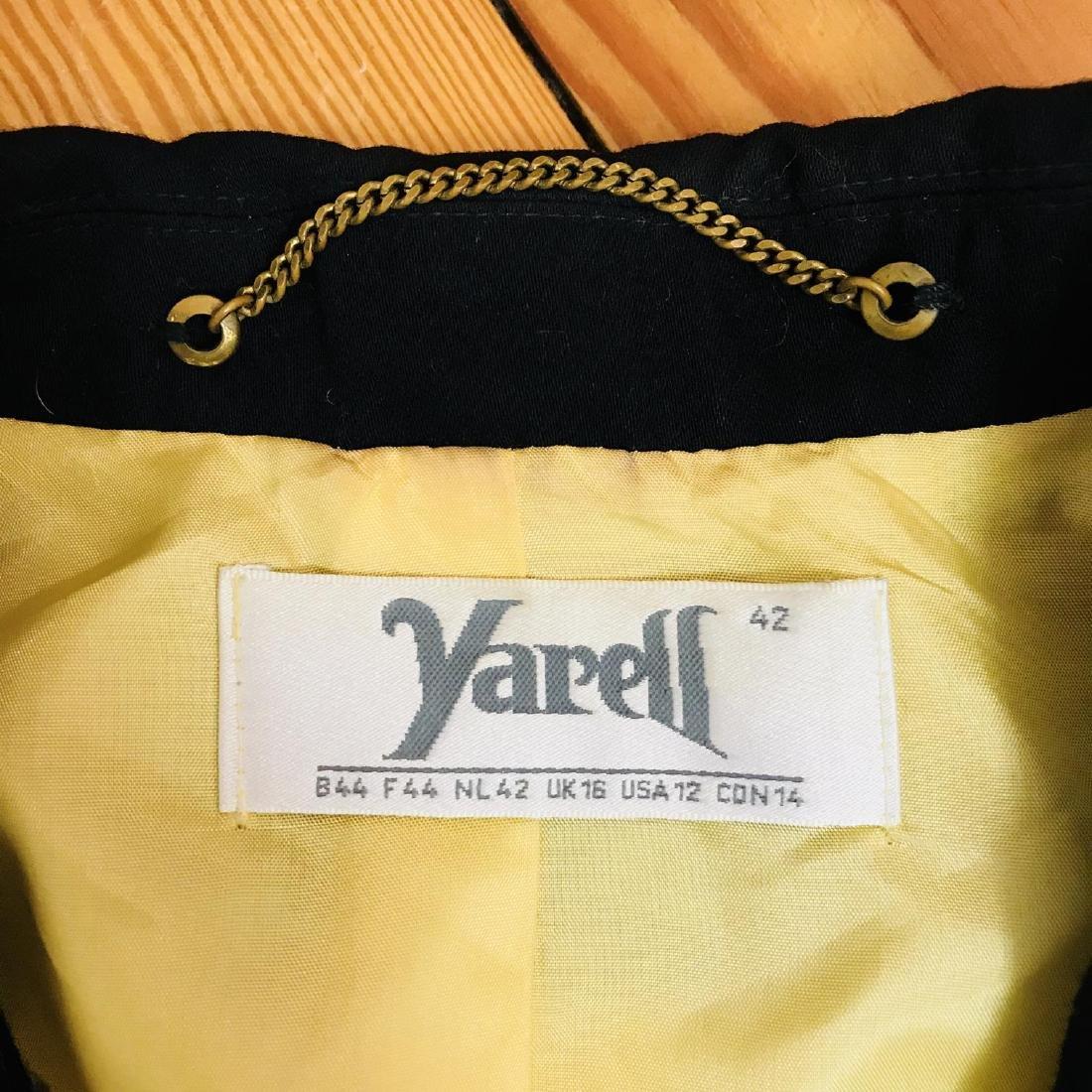 Vintage Women's Yarell Designer Jacket Blazer Size US - 6