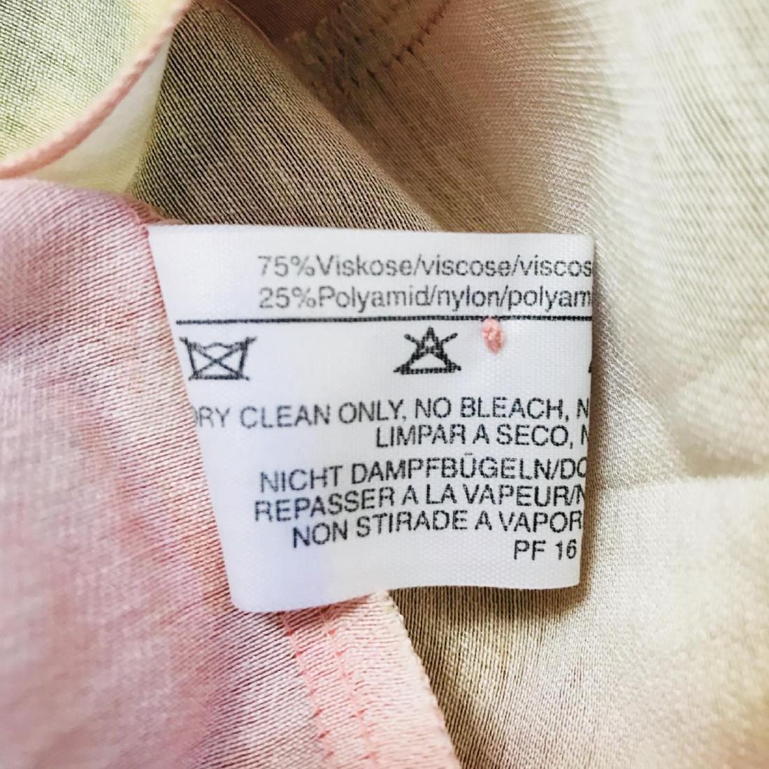 Vintage Women's FINK Blouse Shirt Top Size EUR 40 US 10 - 6