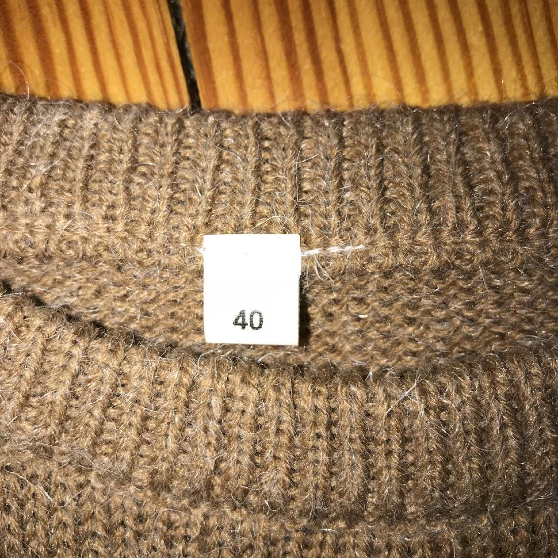 Vintage Women's Oversized Sweater Size EUR 40 US 10 - 6