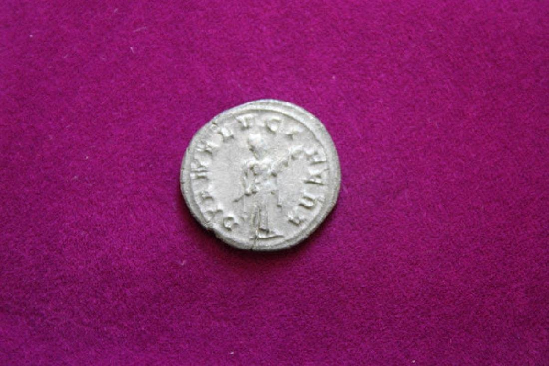 Gordian III Ar Denier Coin