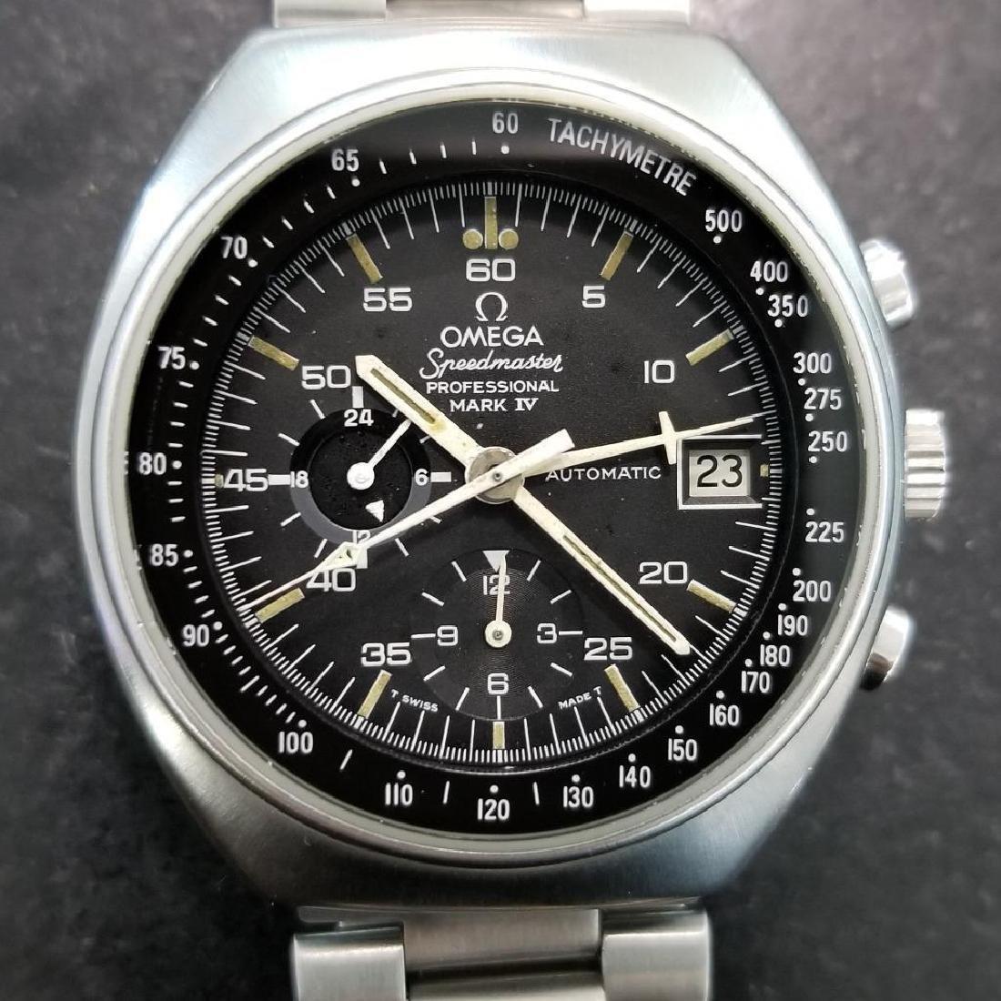 Omega Speedmaster Mark IV 1970s Professional