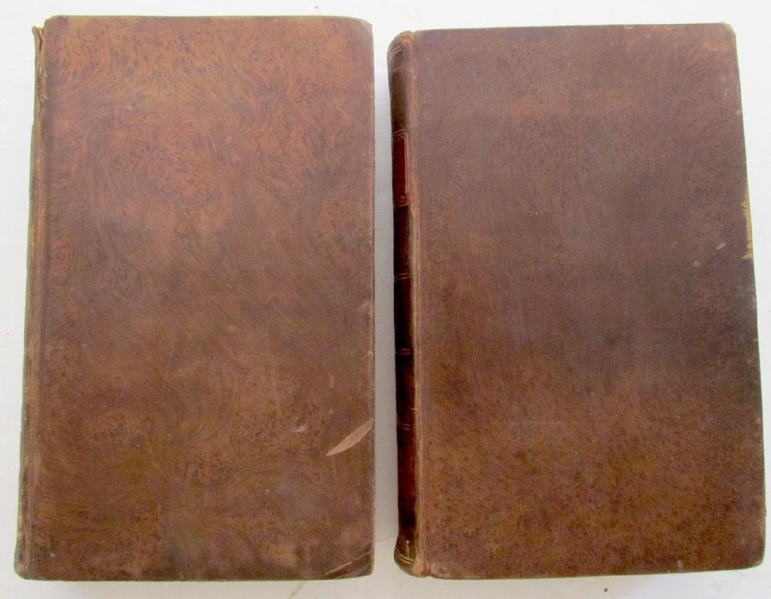 1801 2 VOLUMES HISTORY of ANCIENT EUROPE w/ VIEW OF - 2