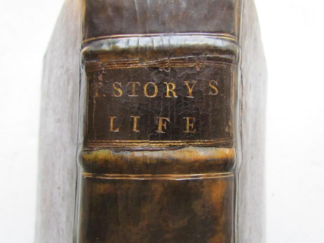 1747 QUAKERS HISTORY JOURNAL OF LIFE OF THOMAS STORY - 2