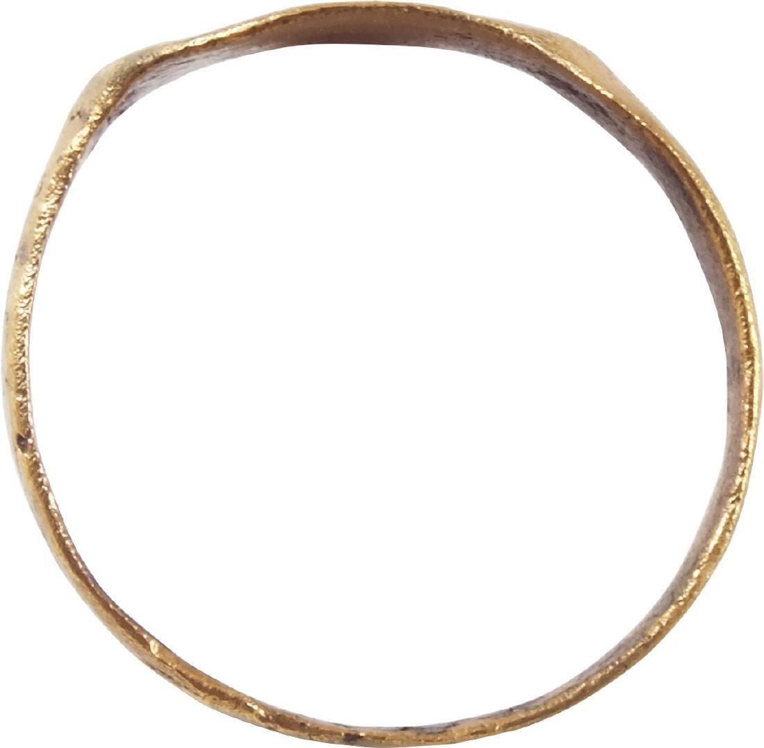 ROMAN SORCERER'S RING C.300-100 BC - 2
