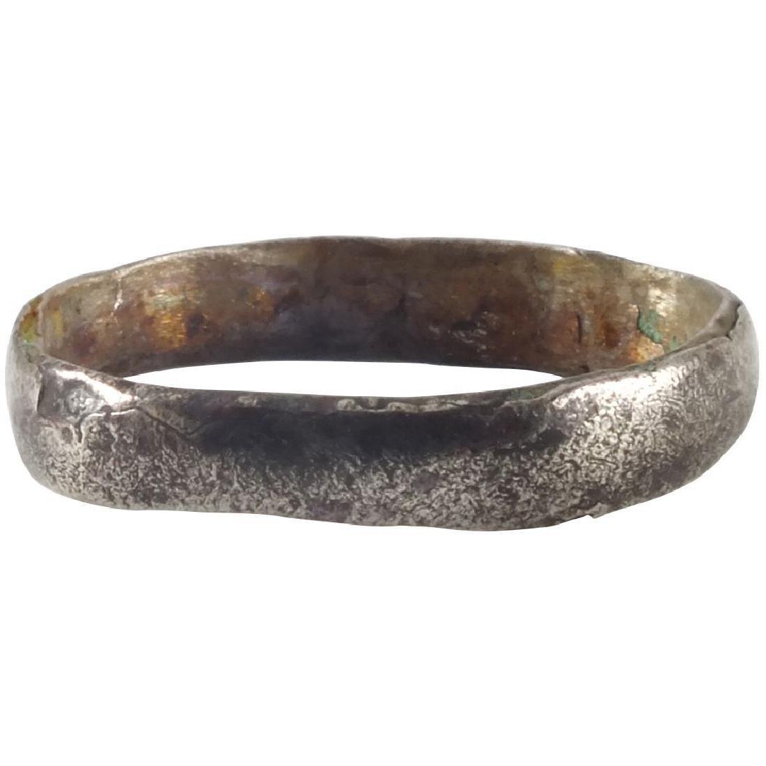 VIKING WOMAN'S WEDDING RING, 866-1067 AD