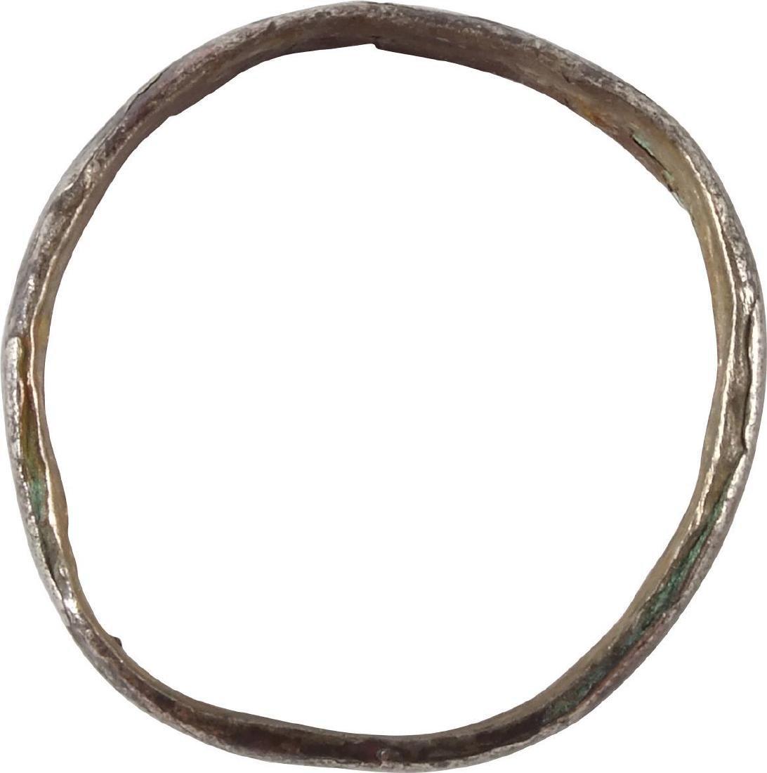 VIKING WOMAN'S WEDDING RING, 866-1067 AD - 2