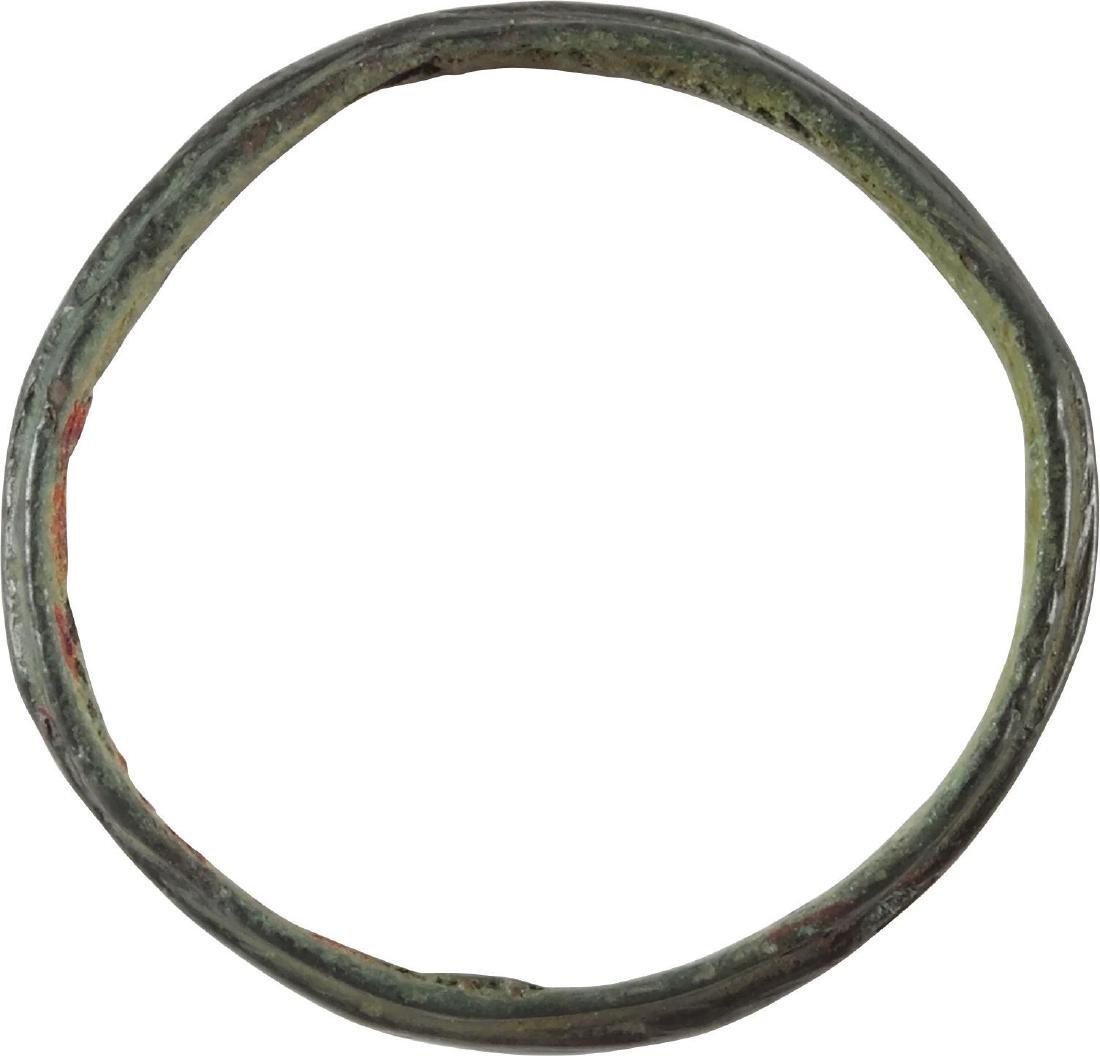 VIKING WEDDING RING, 866-1067 AD - 2