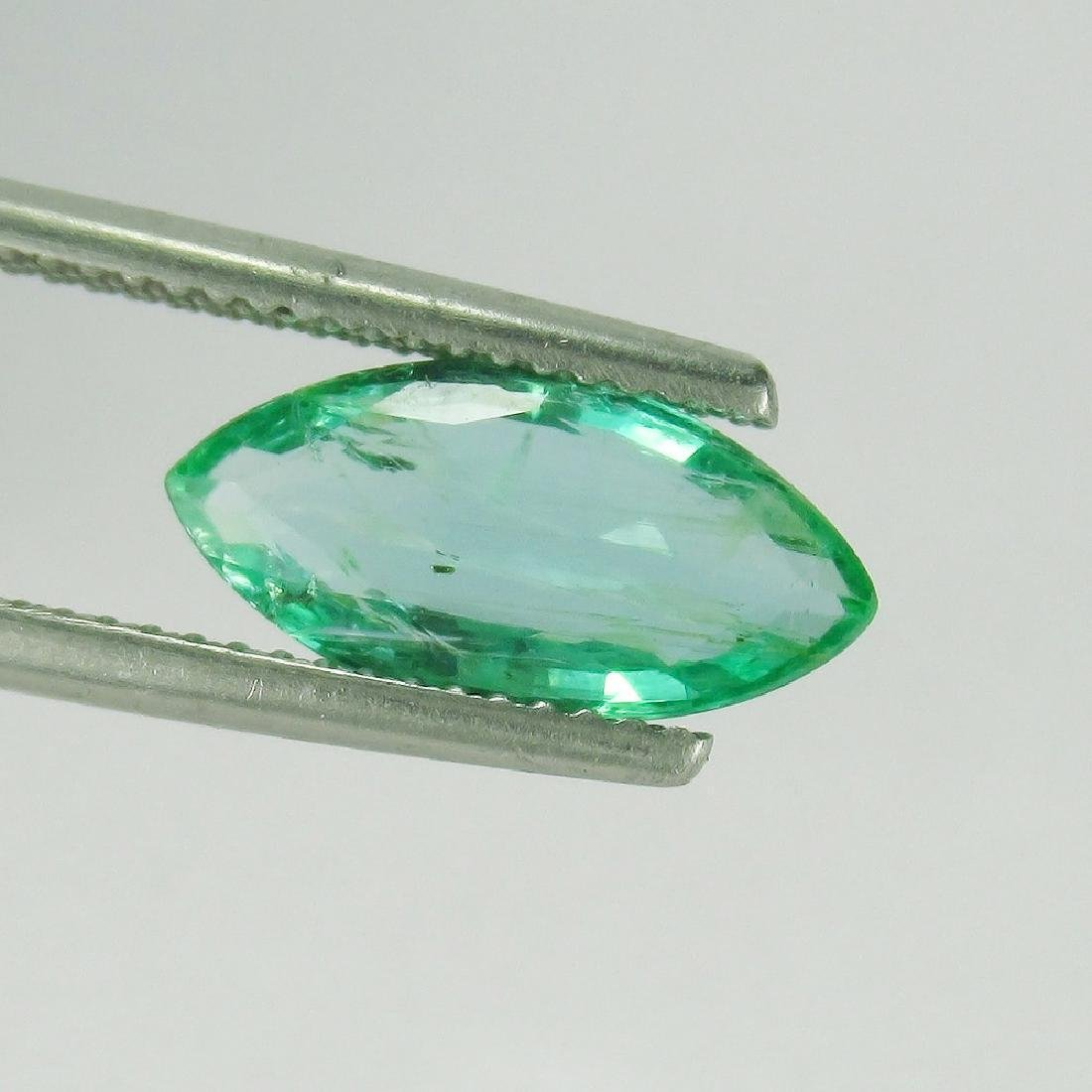 2.12 Ct Genuine Loose Exclusive Top Emerald Marquise