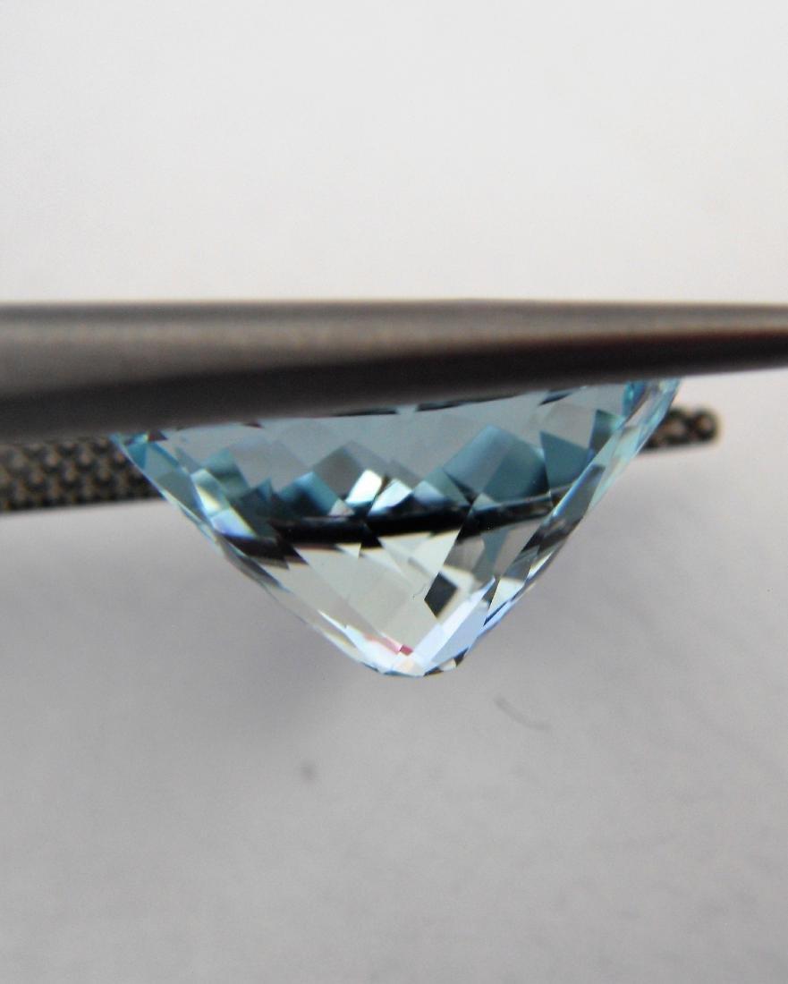 Aquamarine - 5.75 ct - 5