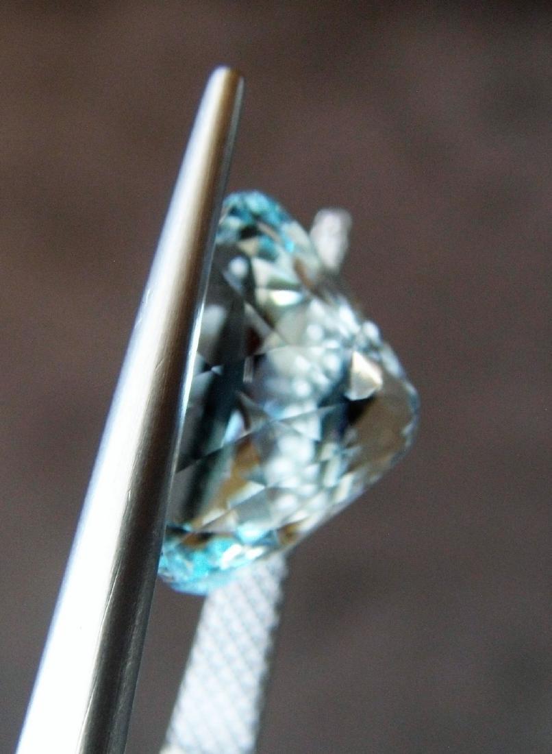 Aquamarine - 5.75 ct - 8