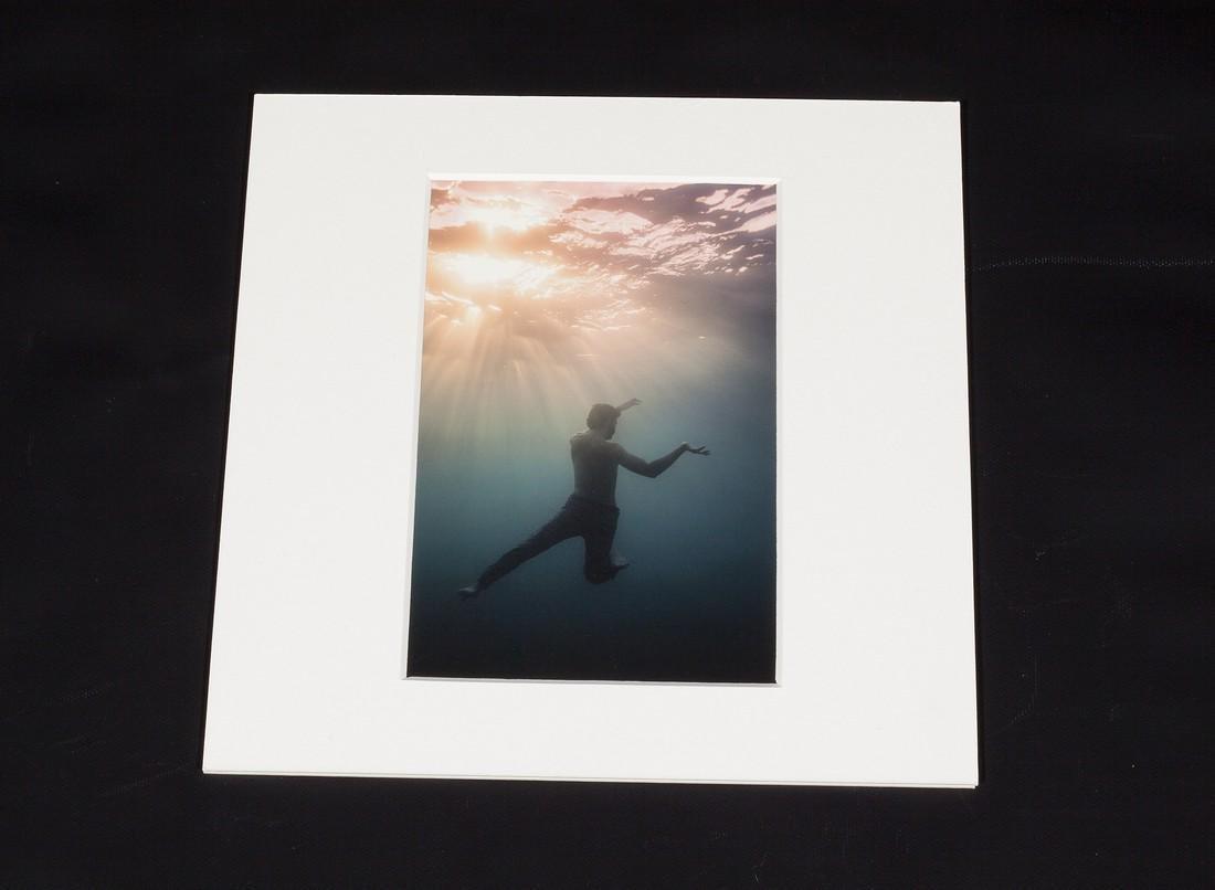 Salvo Bombara (1979) Photo In the Dark Wave - Ed.1/15 - 2