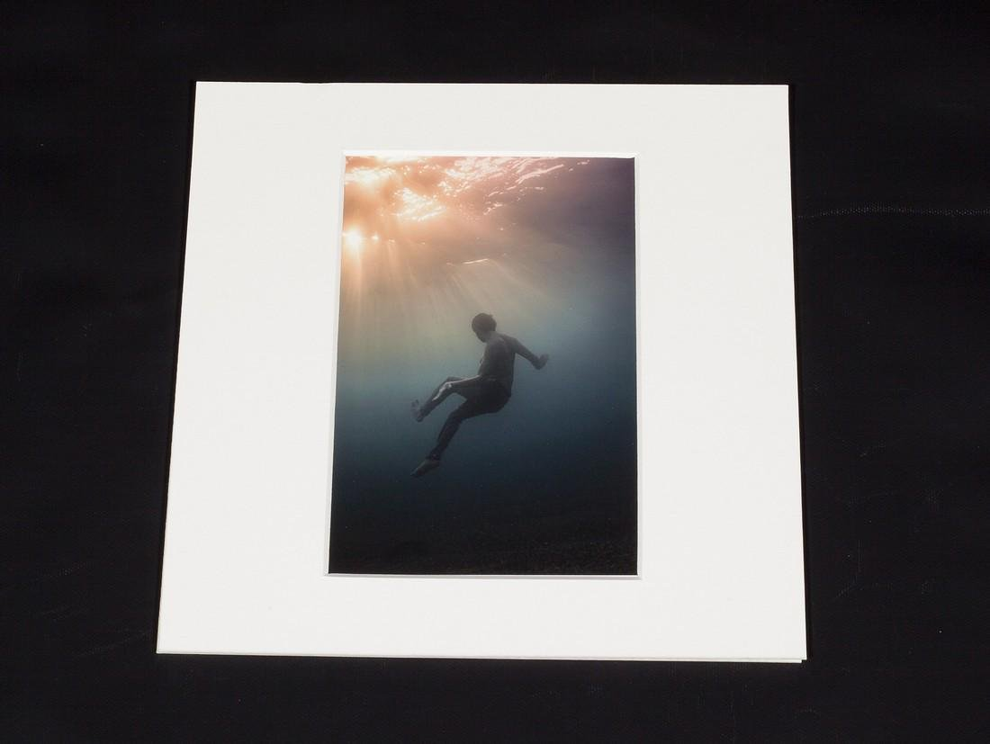 Salvo Bombara (1979) Photo In the Dark Wave - Ed.1/15 - 5