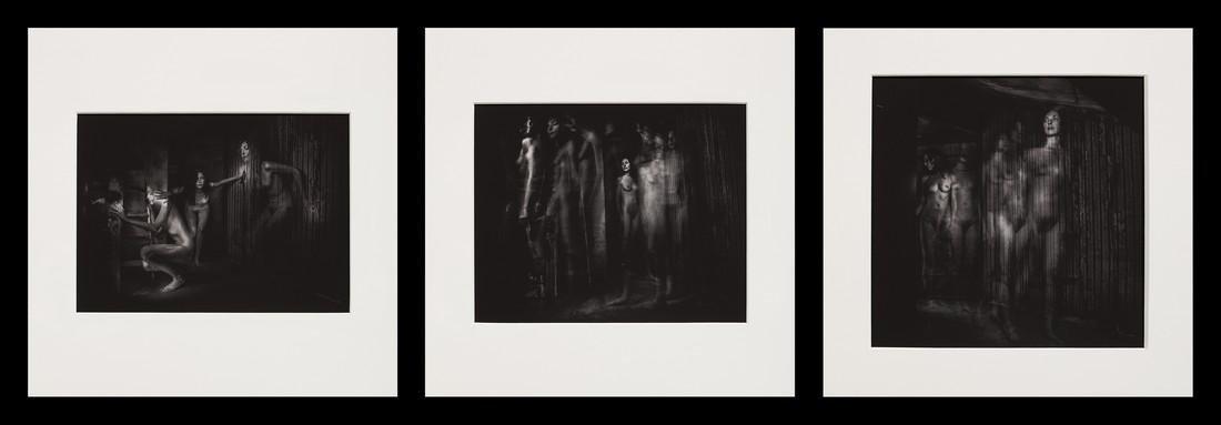 Hervé All (1976) Photo Les Grands Nus - S.03 - Large