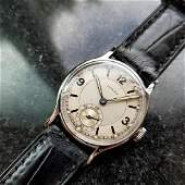 ROLEX Military Trench Watch, c.1926 Mechanical Manual