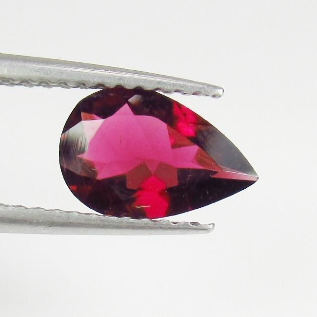 0.90 Ct Genuine Loose Pyrope Pink Rhodolite Garnet Top