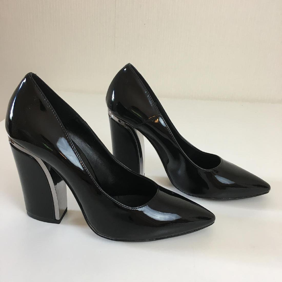 Ladies' VERSACE 1969 Black Court Shoes Pumps Heels