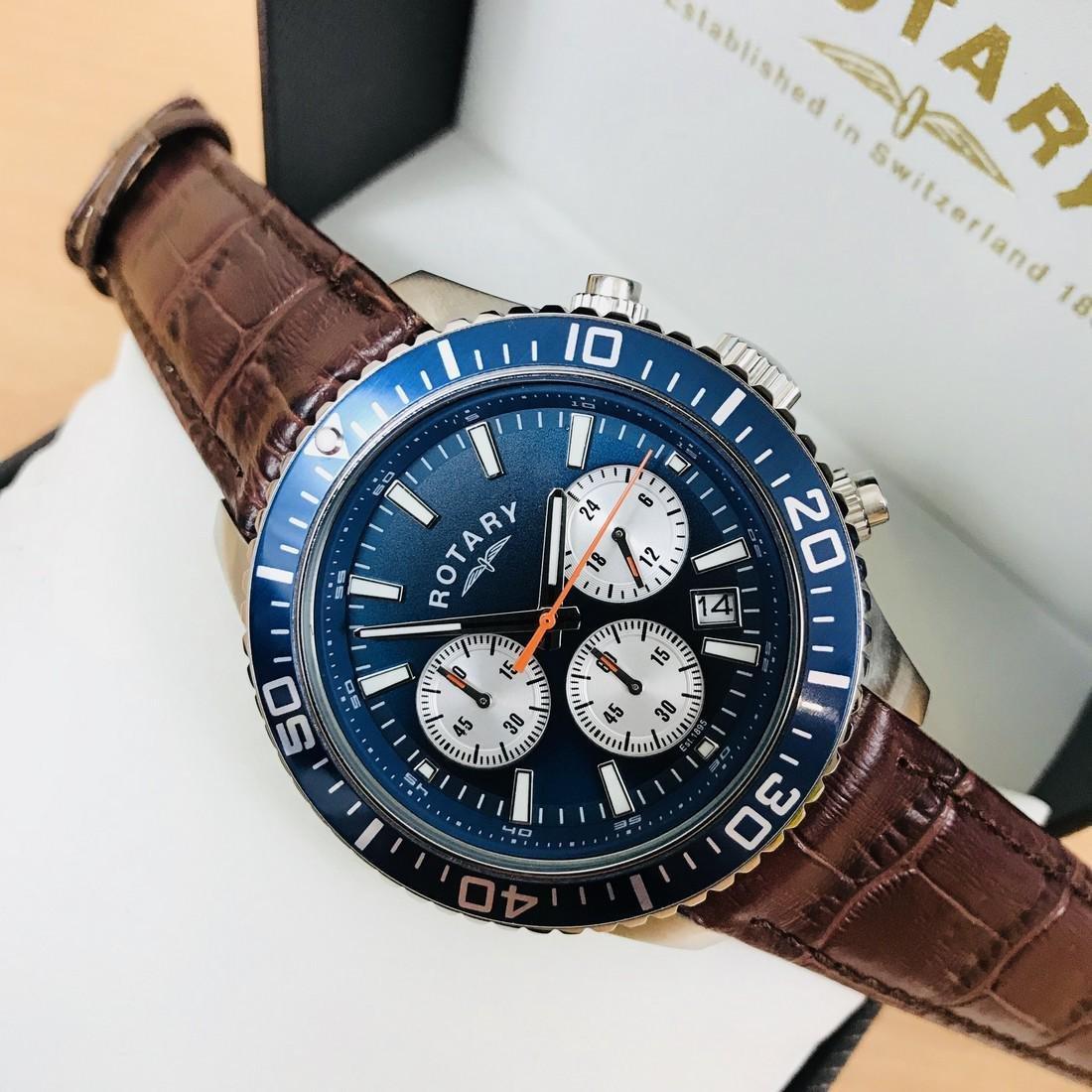 Rotary – Chronograph Watch