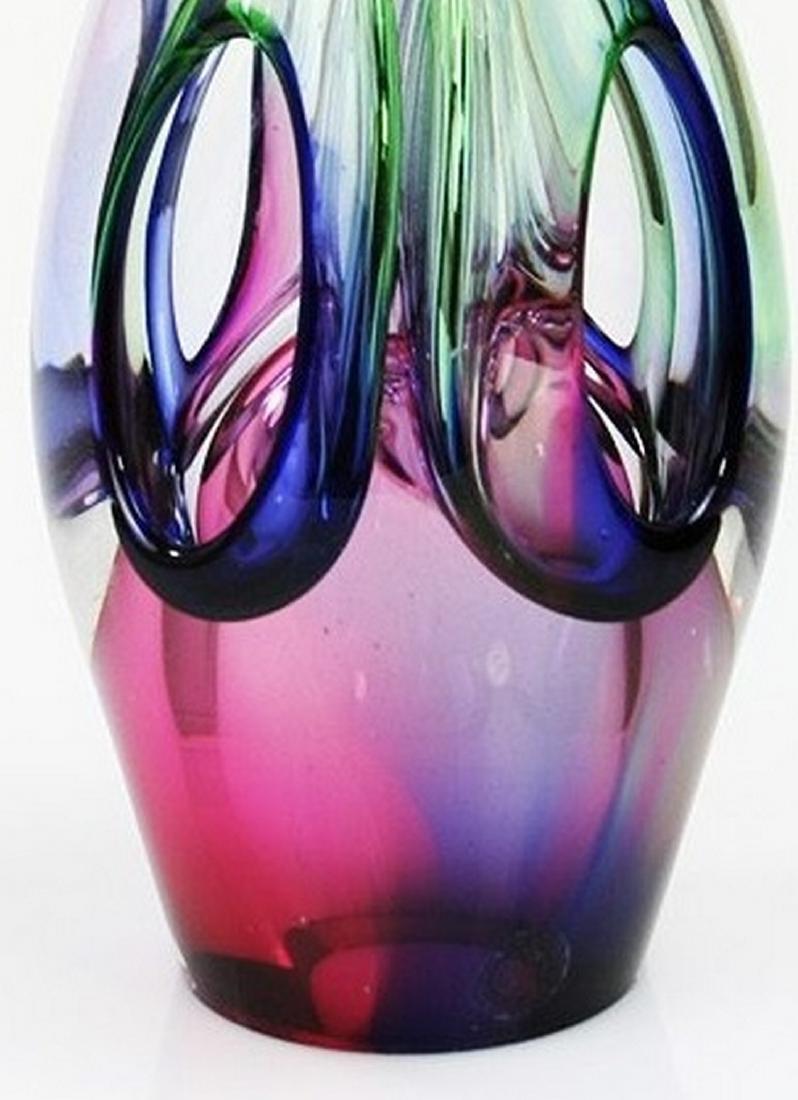 Very Luxury Bohemian Crystal 'Blue' - 3
