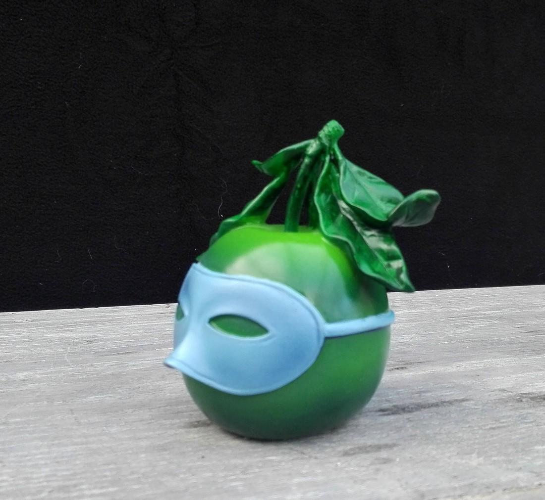 René Magritte - Blindfolded apple - Official - 6
