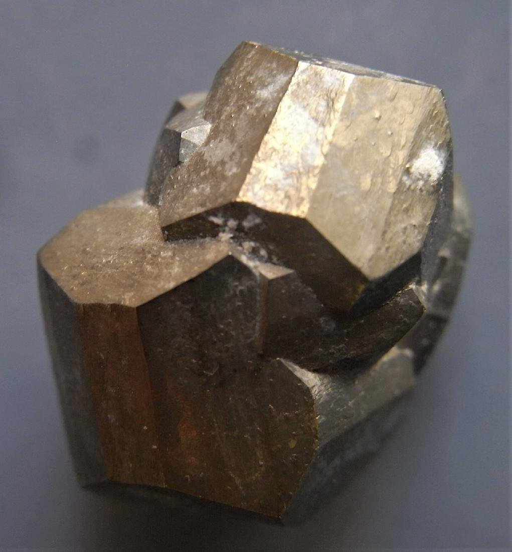 Pyrite cube cluster - 2