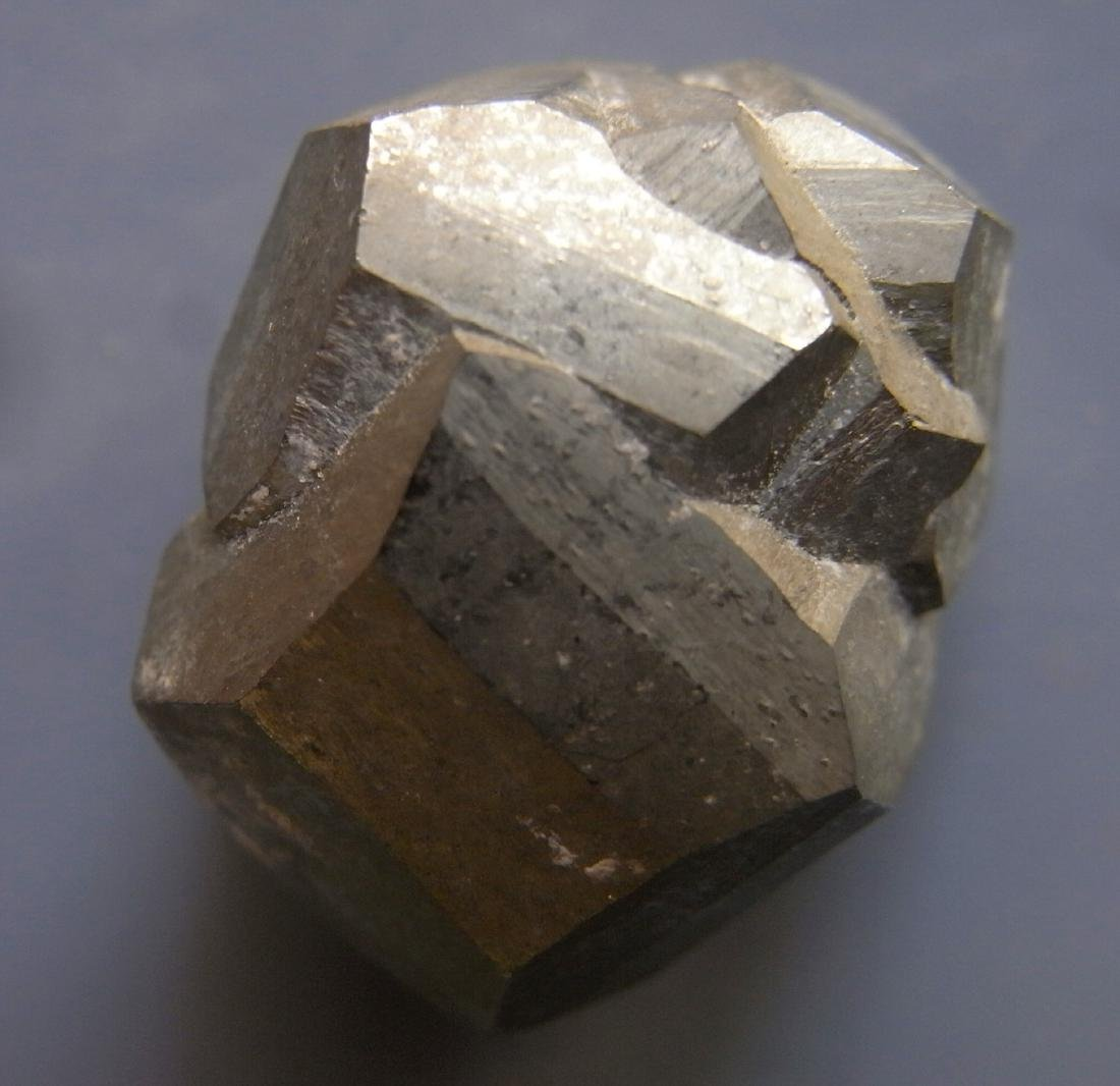 Pyrite cube cluster - 3