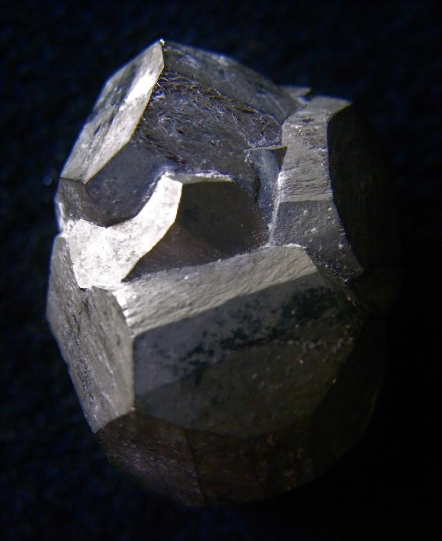 Pyrite cube cluster - 5