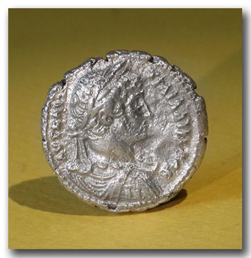 Rare Roman Billon Tetradrachm, Hadrian, Egypt,