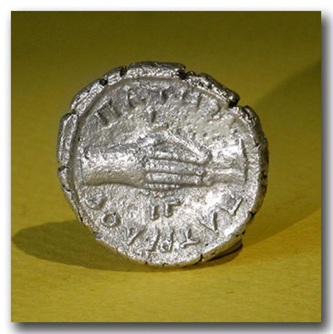 Rare Roman Billon Tetradrachm, Hadrian, Egypt, - 2