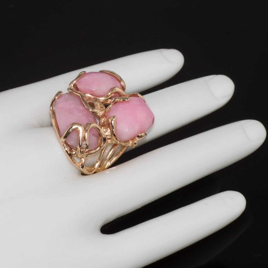 Fantasy Pink Opal Ring - 2