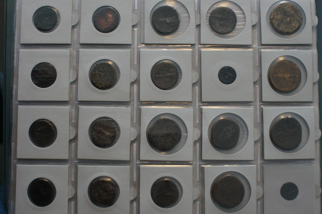 Book of 396 Roman and Greek Coins - 18