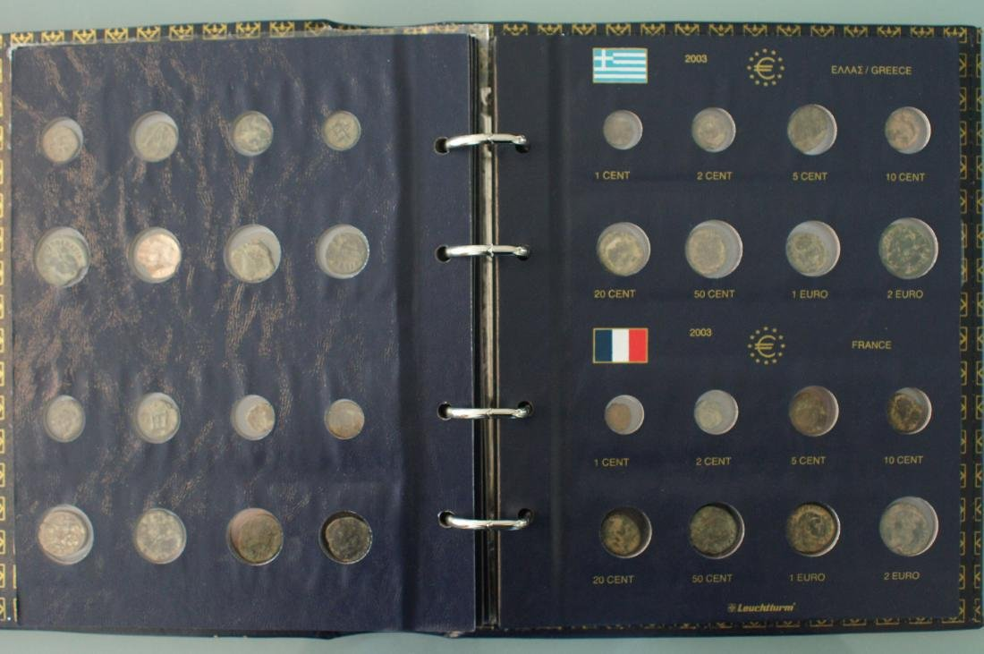 Book of 128 Roman and Greek Coins - 3