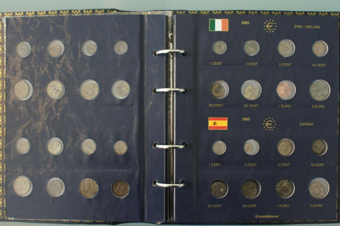 Book of 128 Roman and Greek Coins - 4