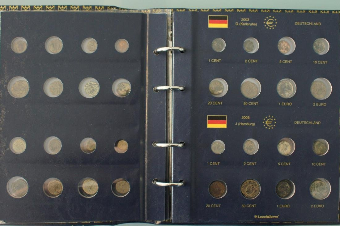 Book of 128 Roman and Greek Coins - 5