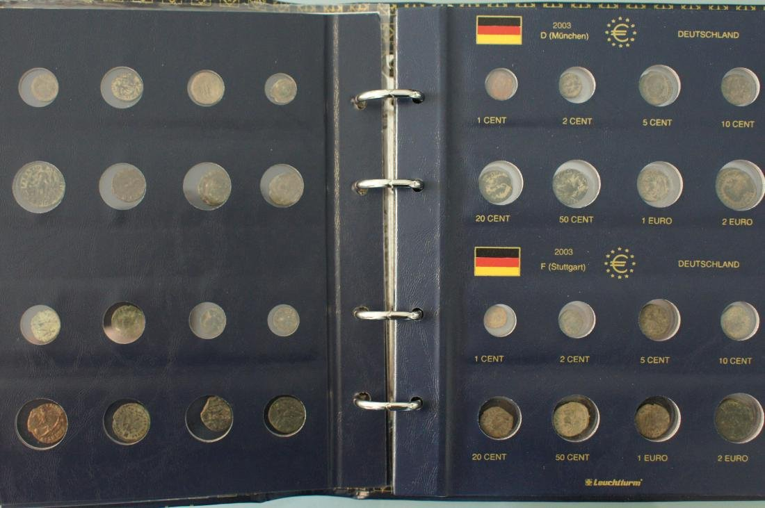 Book of 128 Roman and Greek Coins - 6