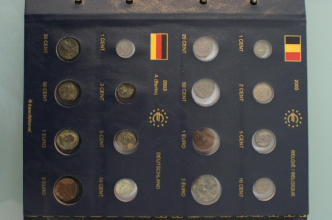 Book of 128 Roman and Greek Coins - 7