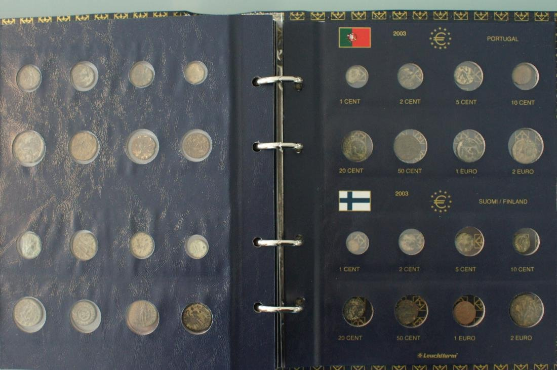 Book of 128 Roman and Greek Coins - 9