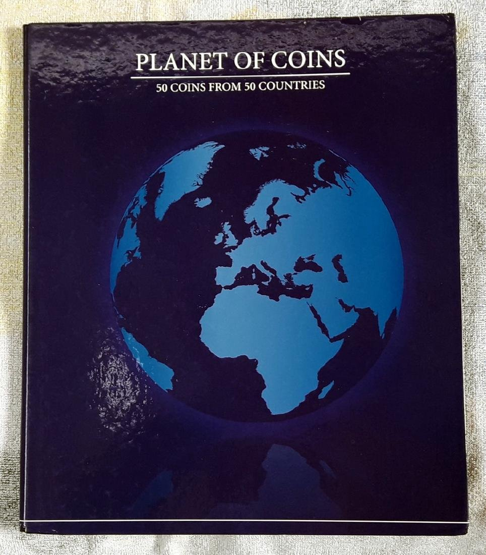 Planet of Coins - 50 Coins from 50 Countries - USA - 3