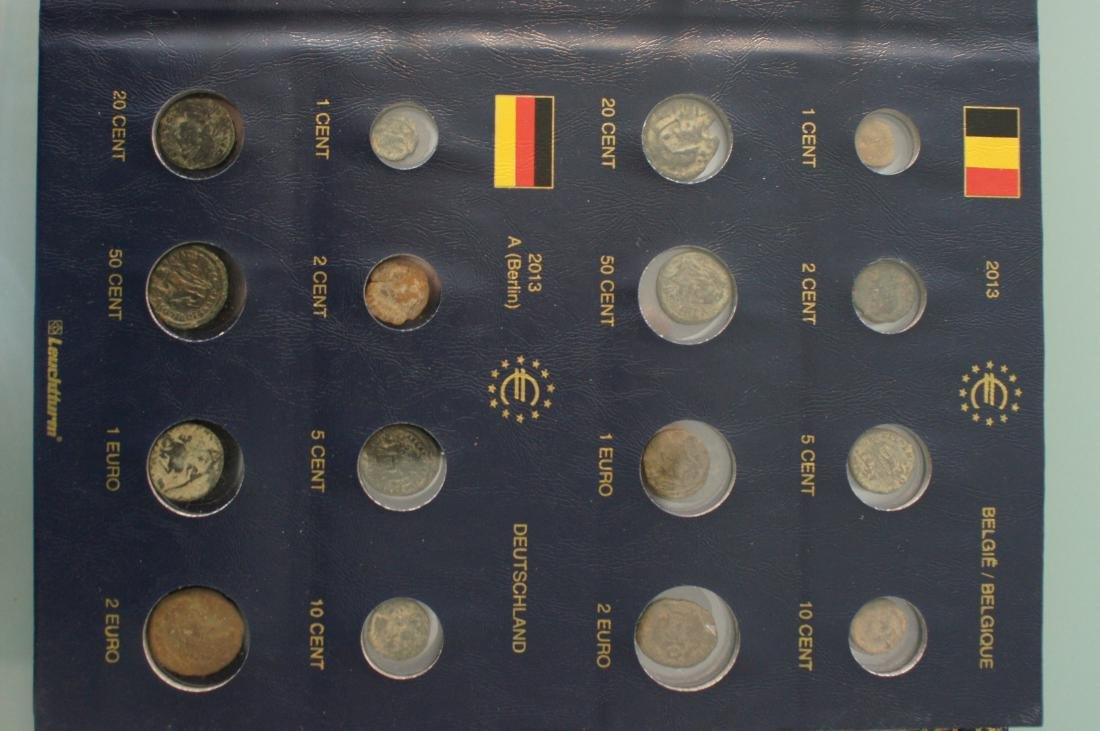 Book of 168 Roman and Greek Coins - 2