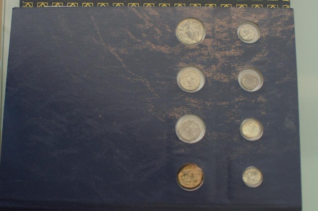 Book of 168 Roman and Greek Coins - 3